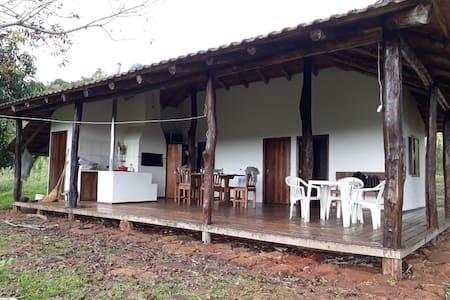 Casa de campo frente ao Parque Nacional do Iguaçu!