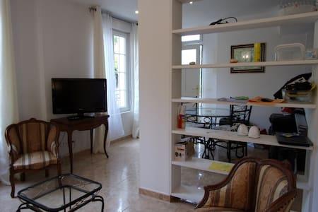 Appart économic 2 chambres terrasse - Pont-Sainte-Maxence