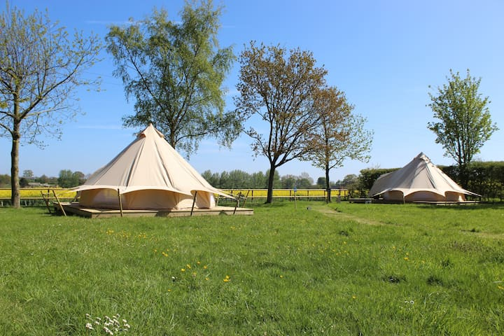 Firs Glamping - Hawthorn