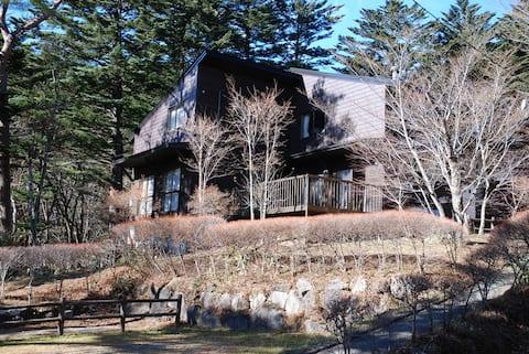 "Nasu highlands ""Prime cottage"" for small family"
