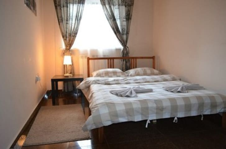 № 8 Double room with double bed