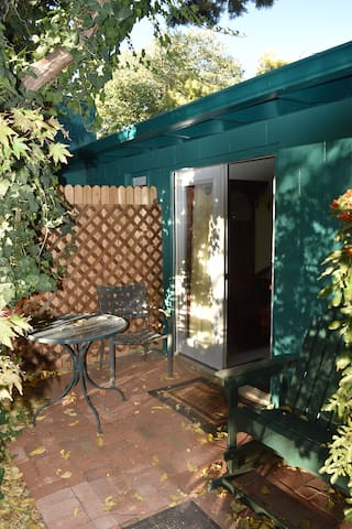 The Ivy Tree, a great homebase for things Sedona!