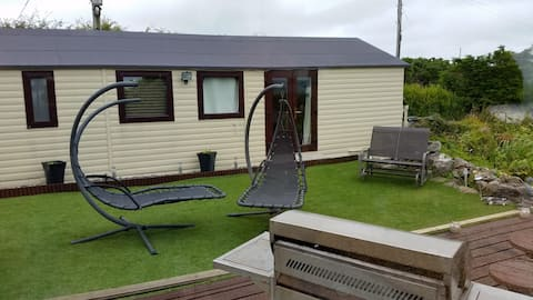 Troys holiday lodge with hot tub