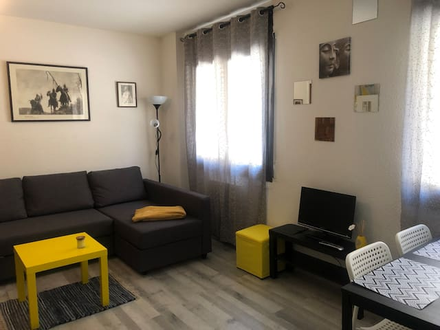 MIRROR studio apartment in Incles, Soldeu, Andorra