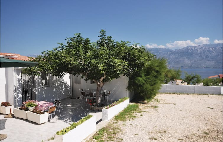 Holiday apartment with 1 bedroom on 22m² in Razanac