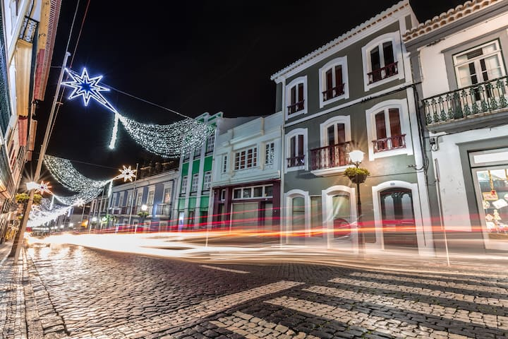 In the centre of Angra In the heart of old city - Angra do Heroísmo - Apartment