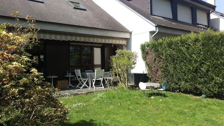 Maison & jardin à Rennes