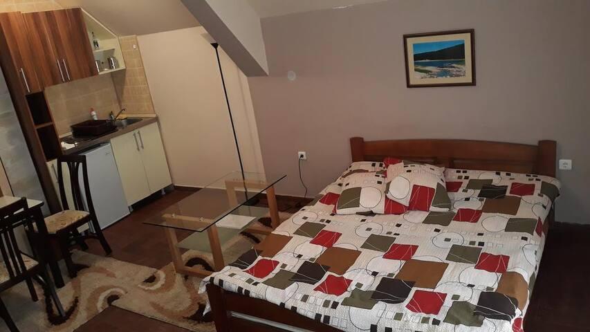 Gorska vila, studio 4