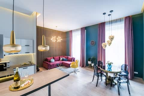 NEW Eclectic Luxury HOME