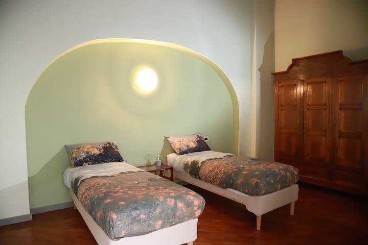 stanza Trifoglio