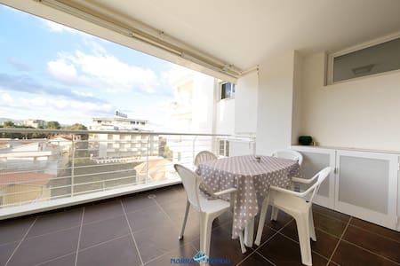 Appartamento FRONTE MARE CON PISCINA - Giulianova - อพาร์ทเมนท์