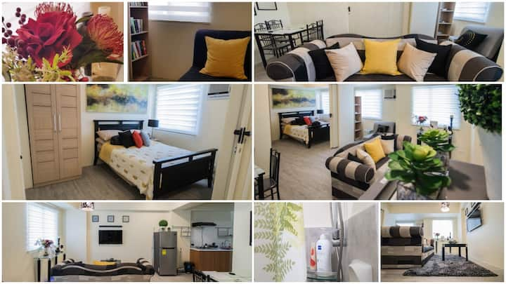 Cheap Cozy & Spacious Unit for 4 with WIFI
