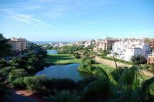 Golf, golf, golf (Miraflores golf)