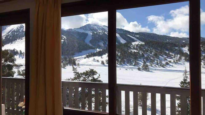 Location saisonnière à Gréolières les neiges
