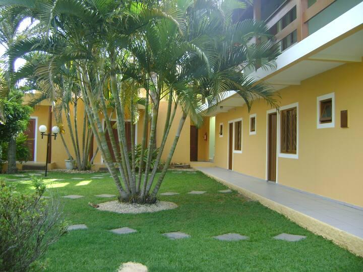 Pousada Santo Sol Apartamentos em Florianópolis