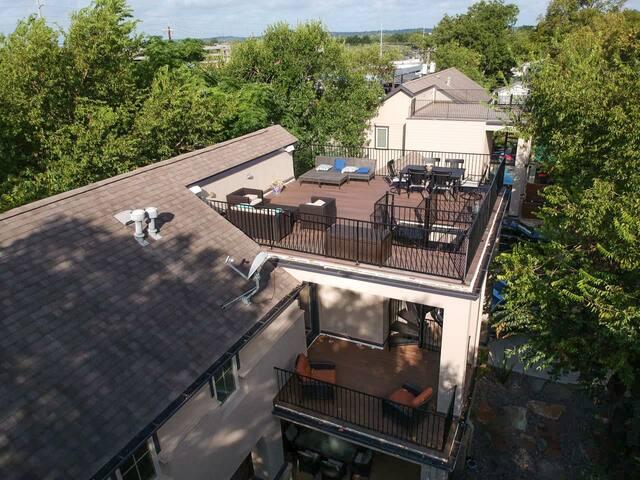 New Listing! Stylish Retreat - Near Park & Dining