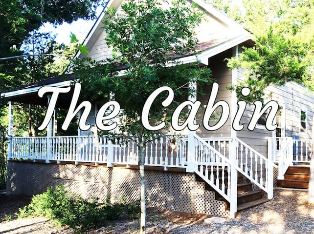 The Cabin - Caldwell - Srub