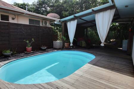 Villa Maldives - Remire-Montjoly - วิลล่า
