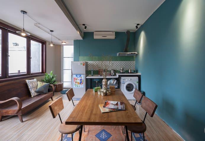 Trendy apartment 1 min walk to Hoan Kiem Lake - Hanoï - Appartement