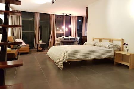 DUPLEX STAY @ IKEA Damansara [100 MBPS Wifi] 6 pax - Petaling Jaya - Apartamento