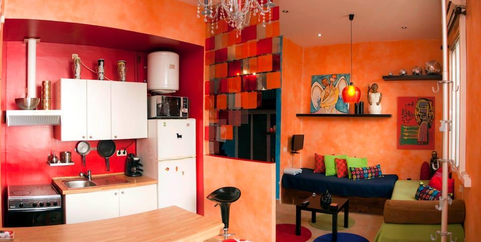 Apartamento centro de Madrid - Madrid - Loft