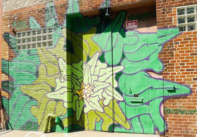 Some Williamsburg street art