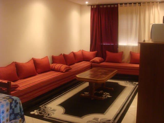 Bel appartement calme et sécurisé.  - Marrakesh - Appartement