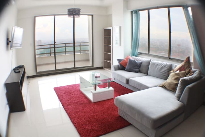 Amazing apt with amazing views - Santa Cruz de la Sierra - Departamento
