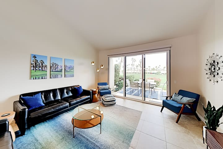 Country Club Condo on Fairway | Scenic View, Pools