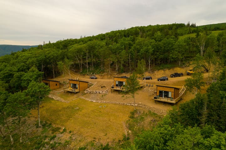 New!  Valley View Chalets # 1
