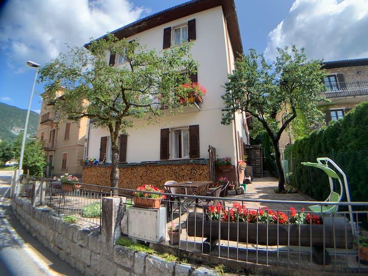 Casa Heidi a Castello Tesino (Tn)