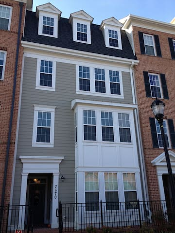 Maple Lawn Townhouse Room Available - Fulton - Casa