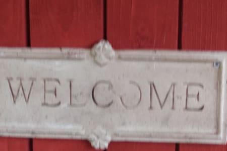 Välkommen hos oss
