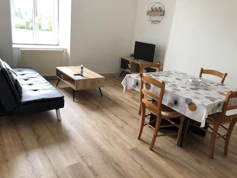 Appartement F3 à 10 minutes du Mont-Saint-Michel