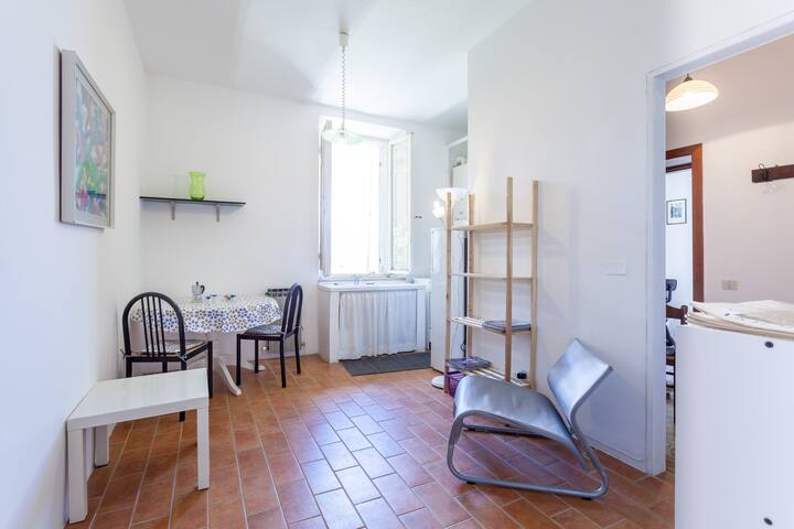 Luminous flat in the city center - Perusa - Bed & Breakfast