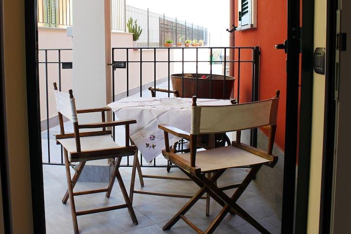 CHERY casa vacanze apt. ROSSO - Riva Ligure - Pis