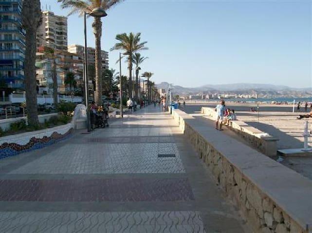 Nice flat 90m2 near of beach - Sant Joan d'Alacant - Appartamento