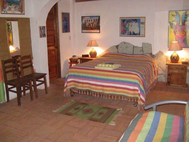 Casa Machaya Oaxaca Bed & Breakfast - Oaxaca - Appartement