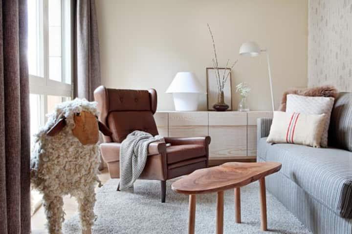 Suite 1 Habitación · Artesa Suites & Spa