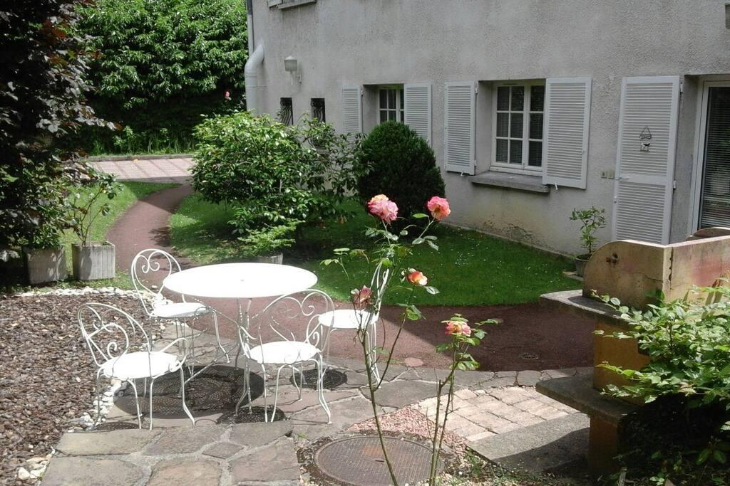 Appartement Marnes La Coquette