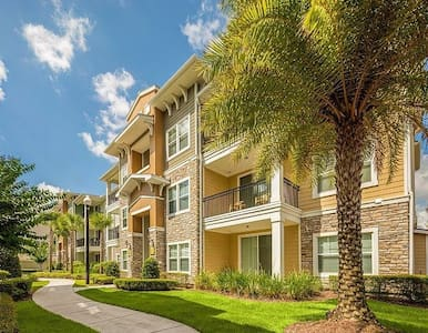 Private Sweet BEDROOM 5 min from Universal Studios - Orlando