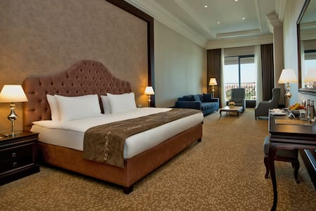 Vialand Palace Deluxe Double Suite - Estambul - Bed & Breakfast
