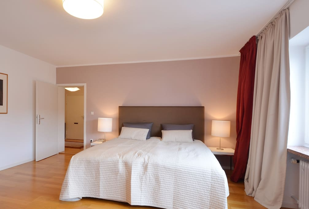Big Bedroom with big Double Bed