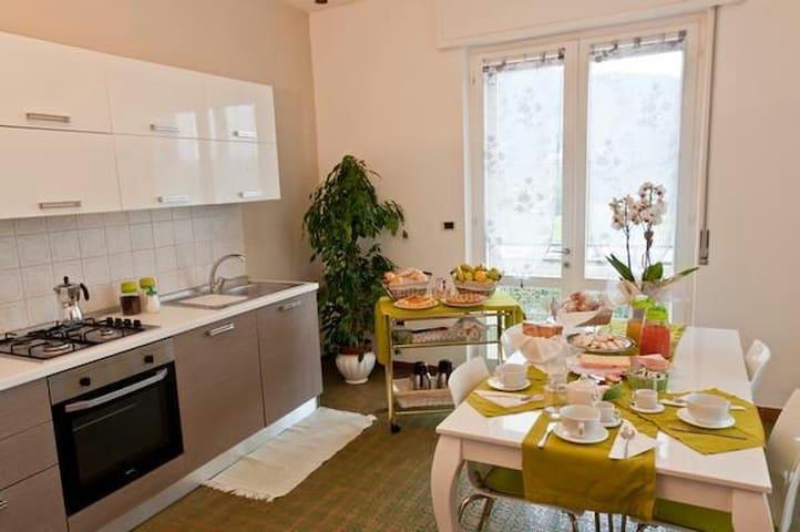 Accogliente casa immersa nel verde - Rivoli Veronese - House