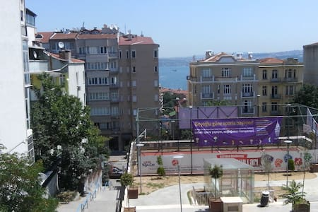 Nice room in a very central place - Istanbul - Appartement
