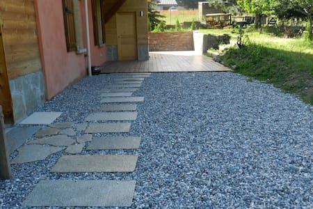 Brand New Apartment Garden  - Villar-Saint-Pancrace - 公寓