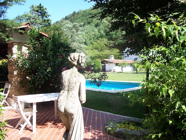 Villa Petrarca 3 - Relax,swim,eat,explore,repeat! - Torreglia