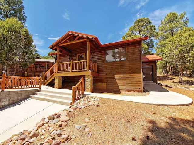 Bison Ridge Cabin Near Fool Hollow Lake!!!