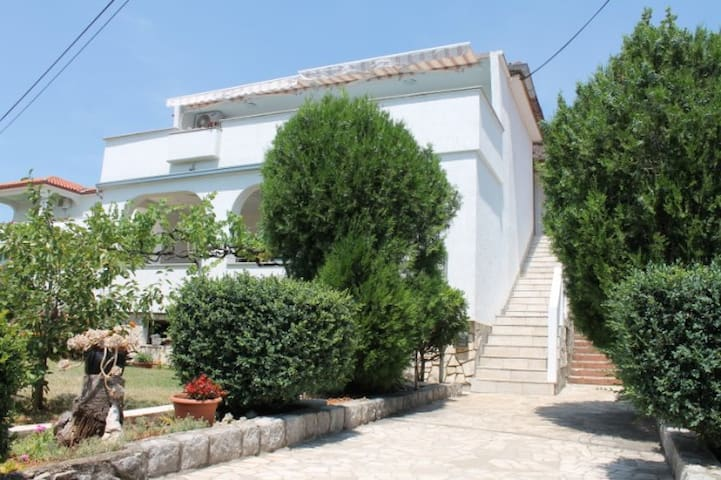 Apartment with great seaview - Krk - Appartement