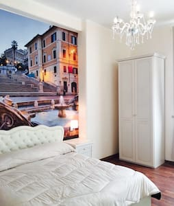 Room Piazza Spagna Private Bathroom - Rom